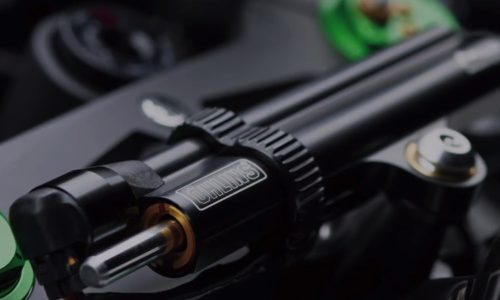 OEM - Steering damper
