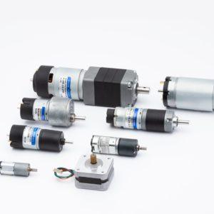 DC & BLDC - motors