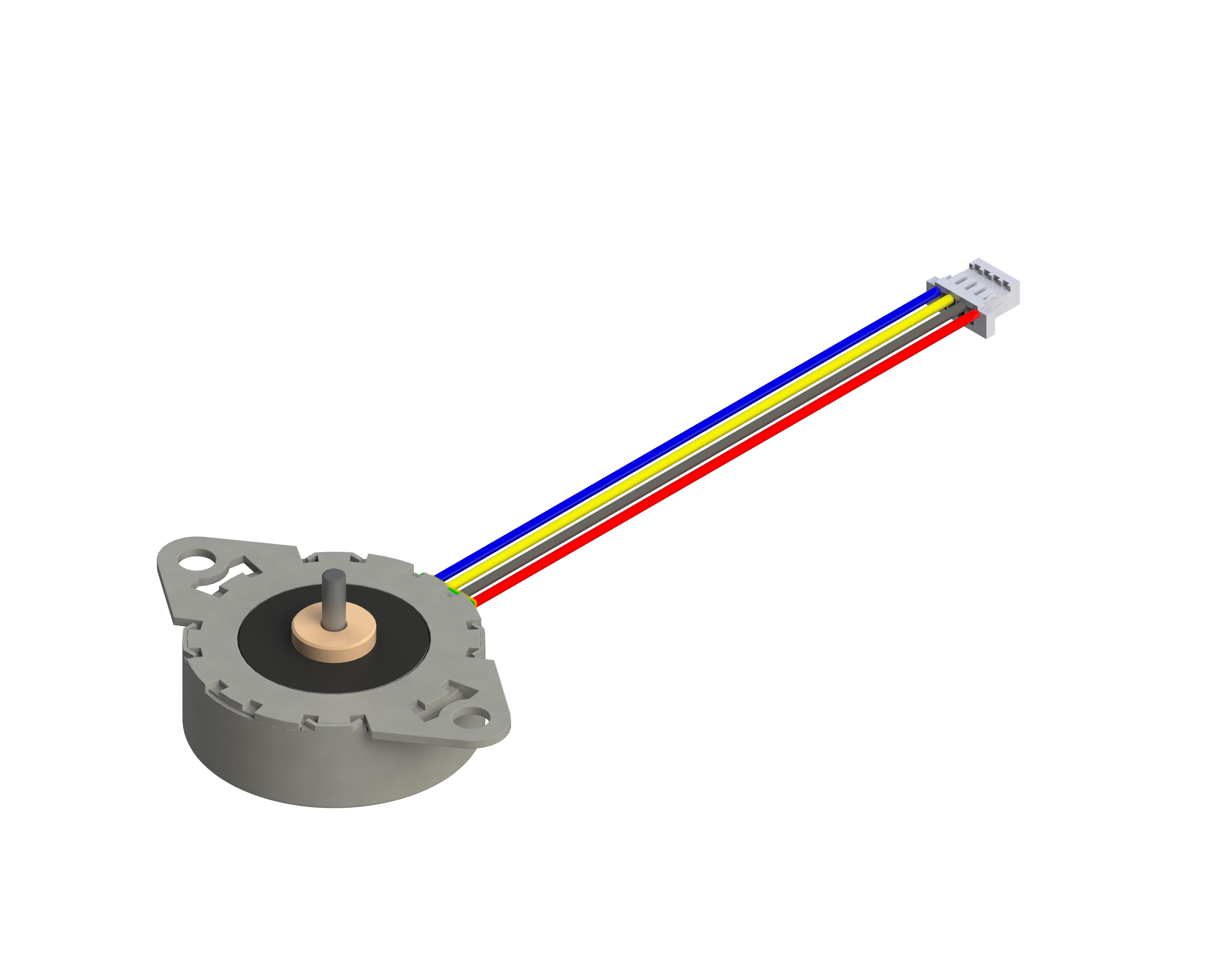 PM Stepper motors